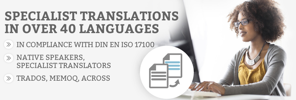 Specialist Translations